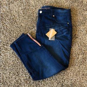 Melissa McArthy Seven7 Pencil Jeans sz 20W